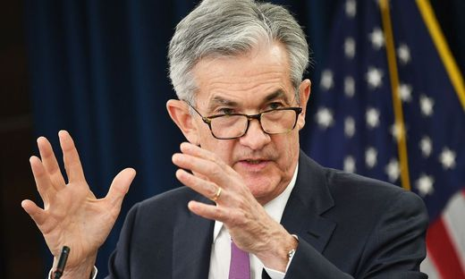 Fed-Boss Jerome Powell