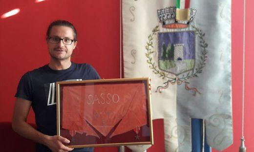 Turriacos (überparteichlicher) Bürgermeister Enrico Bullian ist zufrieden, dass die Ehrenbürgerschaft von Benito Mussolini Montagabend nach 97 Jahren gelöscht wurde