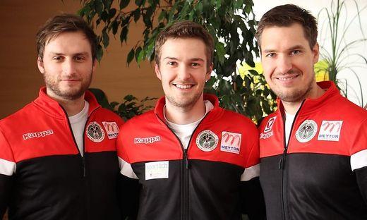 Georg Zott, Thomas Mathis, Martin Strempfl