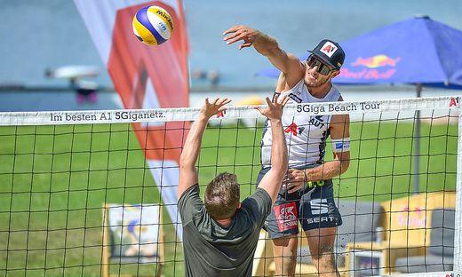Moritz Pristauz kämpft um ein Olympia-Ticket