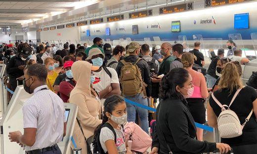 Die USA wollen geimpfte Ausländer wieder einreisen lassen
