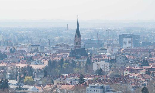 Dicke Luft über Graz sorgt wieder für Debatten.