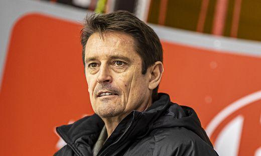 KAC Goalie Jhonas Enroth Klagenfurt Februar 2020