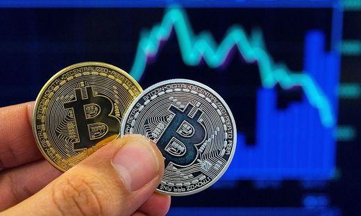 Crash bei Kryptowährung: Bitcoin sinkt um 1000 Dollar
