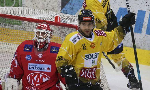ICE HOCKEY - ICEHL, Capitals vs KAC