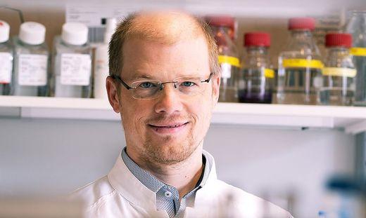 Mutationsforscher Andreas Bergthaler