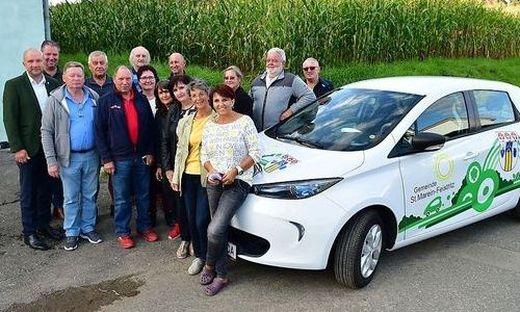 Freiwillige aus St. Marein-Feistritz haben ein soziales Mobilitätsprojekt ins Leben gerufen