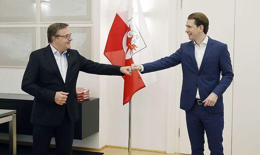Kurz und Platter in Innsbruck