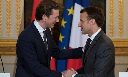 FRANCE-AUSTRIA-DIPLOMACY
