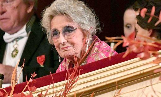Opernball-Grande-Dame Lotte Tobisch mit 93 Jahren  gestorben