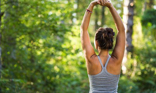 Brustkrebs und Bewegung