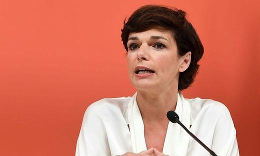 """SPÖ-Chefin Pamela Rendi-Wagner: """"Die Regierung hat sich für die Schönfärberei entschieden"""""""