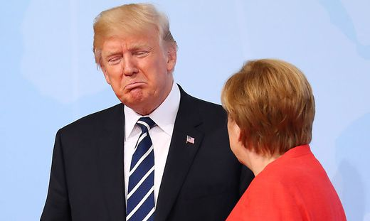 G20-Gipfel - Begrueszung der Gaeste