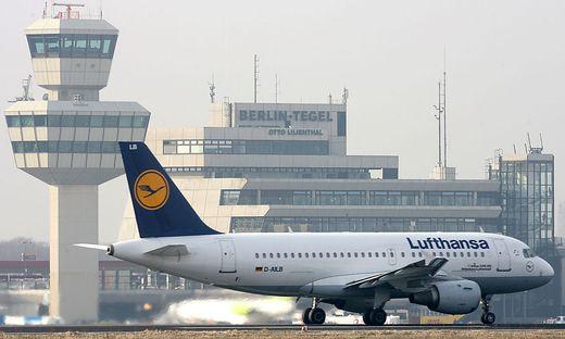 Lufthansa in Berlin: Donnerstag und Freitag drohen wieder Ausfälle