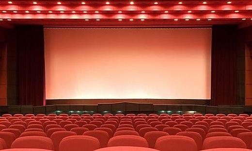 Derzeit sind die Kinosäle völlig leer