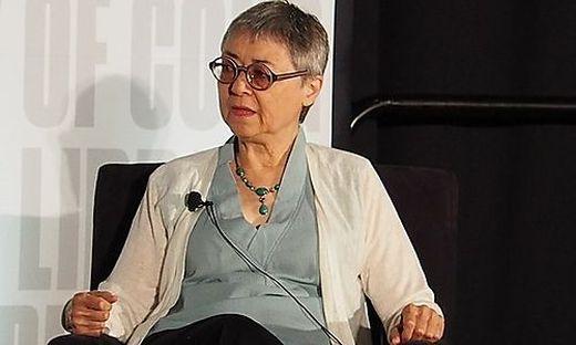 Autorin Sigrid Nunez