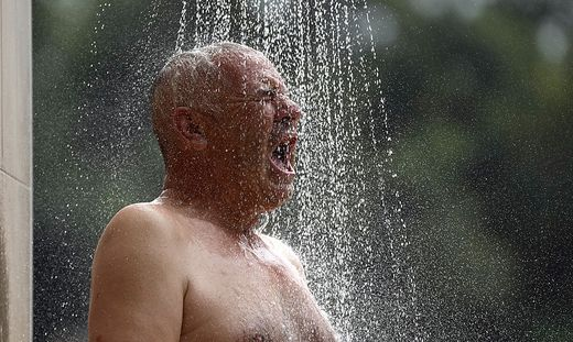 Kalte Dusche