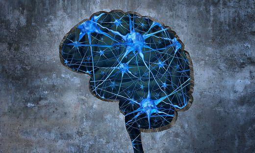 Parkinson zerstört Nervenzellen im Gehirn