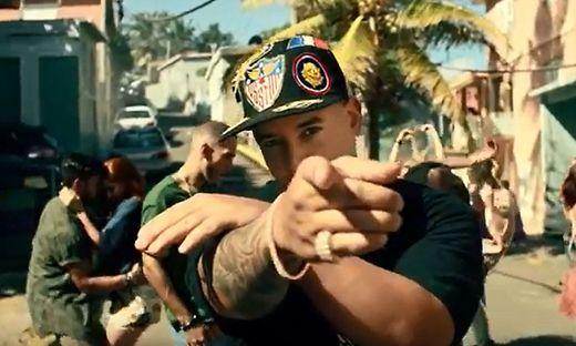 """Ausschnitt aus dem Video  """"Despacito ft. Daddy Yankee"""""""