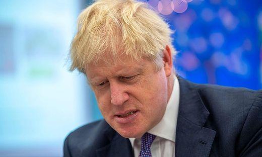 Boris Johnson fehlt die Mehrheit im Parlament