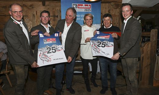 ALPINE SKIING - FIS WC Saalbach-Hinterglemm