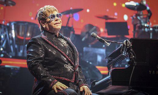 Elton John gastiert nächste Woche in Graz