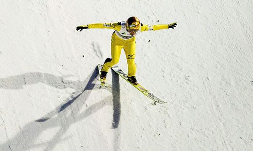 NORWAY SKI JUMPING WORLD CUP