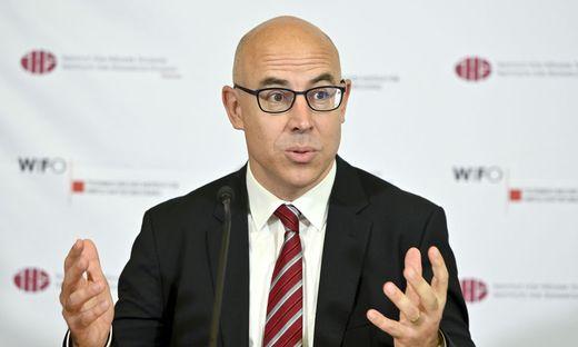 Der neue Wifo-Chef Gabriel Felbermayr