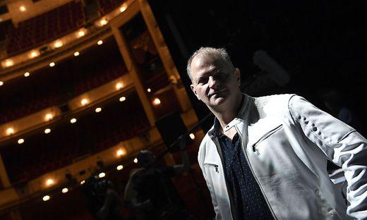 Burgtheaterdirektor Martin Kusej