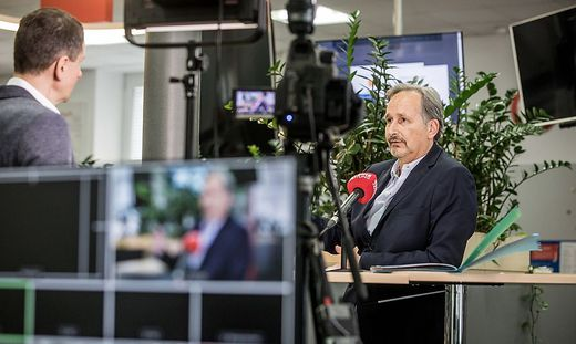 Wolfgang Schantl im Interview mit Uwe Sommersguter