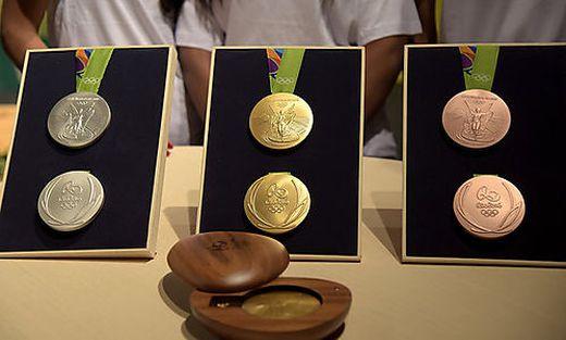Rio Medaillen