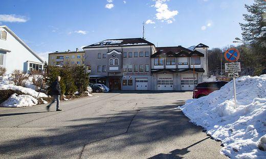 Feuerwehrrüsthaus in Feistritz im Rosental bekommt heuer Zubau