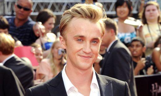 Tom Felton spielte Draco Malfoy