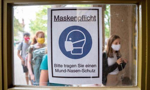 Schulstart in Berlin