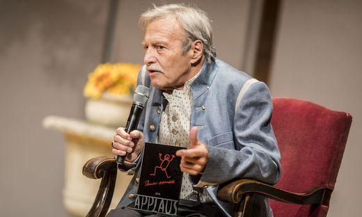 Adi Peichl, Regisseur des Kabarettabends
