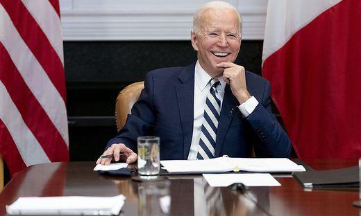 Biden, am Donnerstag seit 100 Tagen an der Macht, hat in seiner noch kurzen Amtszeit bereits zahlreiche Schritte unternommen