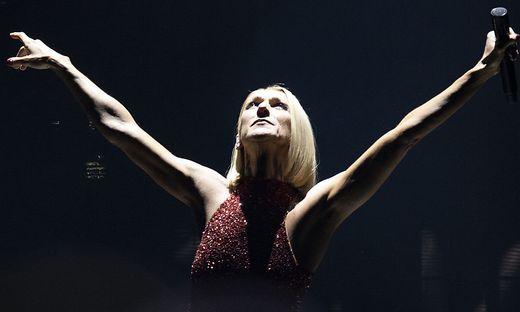 Celine Dion: Tour und neue CD