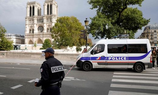 FRANCE-POLICE-ASSAULT