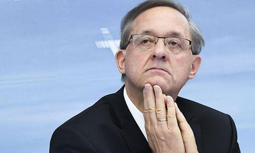"""Flughafen-Chef Ofner: """"Es geht nicht um die Rettung eines deutschen Unternehmens. Es geht um die Rettung des Standortes Österreich. Das Land würde in die Zeit vor 1989 katapultiert werden"""""""