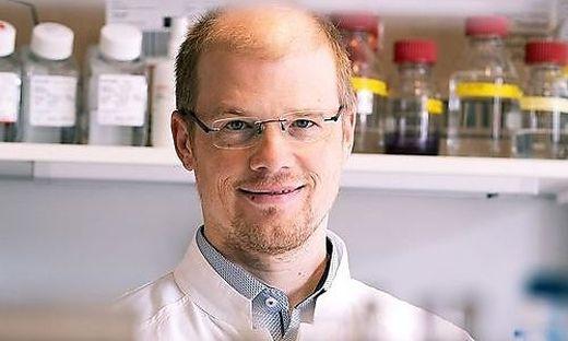 Virologe Andreas Bergthaler