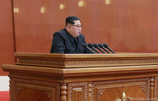 Signal der Entspannung Nordkorea will Atomprogramm beenden