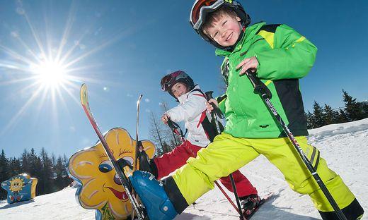 Auf zum Schifahren auf die Gerlitzen!