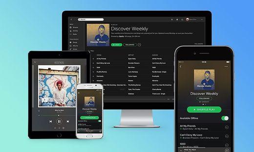 Der Streamingdienst Spotify streicht problematische Inhalte