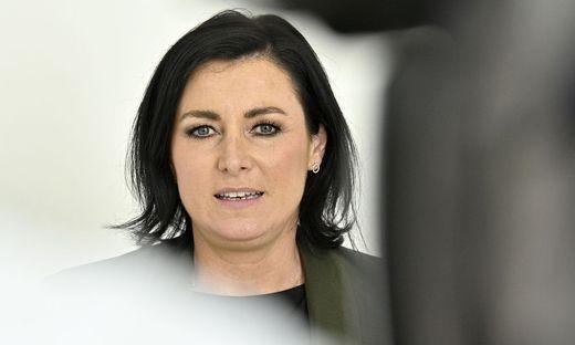 Landwirtschaftsministerin Köstinger