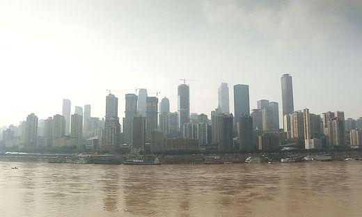Leben in Chinas neuer Megacity - Der Aufstieg der Stadt Chongqing