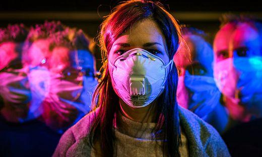 Masken fehlen in Österreich