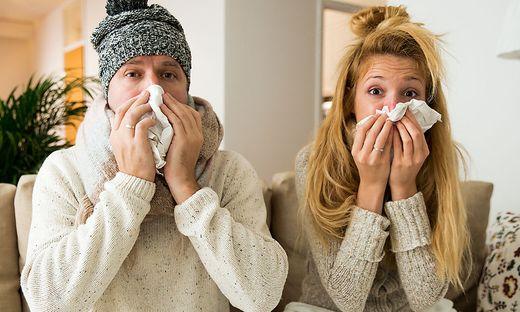 Warum wir uns im Herbst erkälten - und was davor schützt
