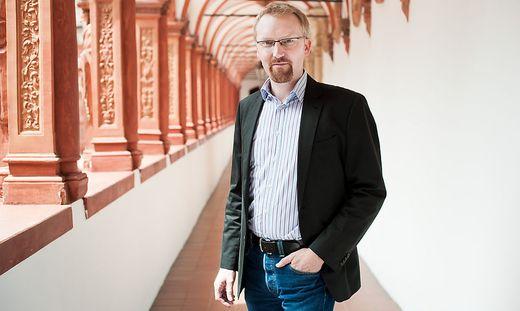 Peter Fritz ist der neue Chef der Schallaburg
