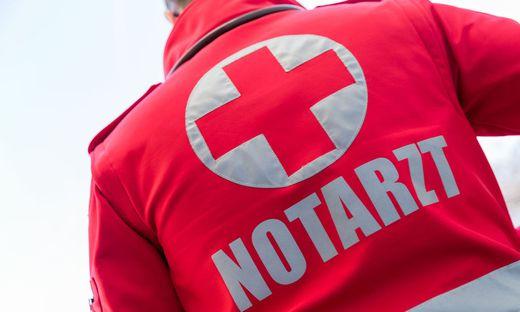 Der Bub wurde in Wolfau vom Auto erfasst