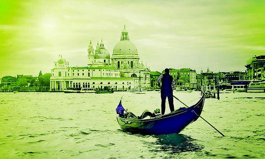 Venedig war ein Lieblingsort der Mutter – feierte dort mit dem Vater auch einen Hochzeitstag mit Gondelfahrt